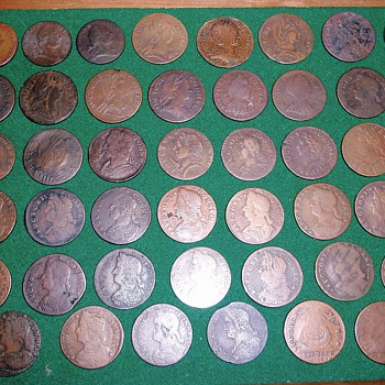 Colonial coins - US Coins