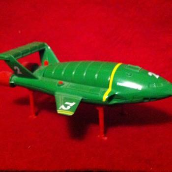 Thunderbirds are go! - Toys