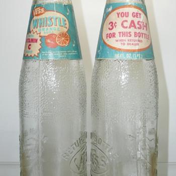 Vess Bottles - Bottles