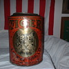 Tiger Tobacco Tin