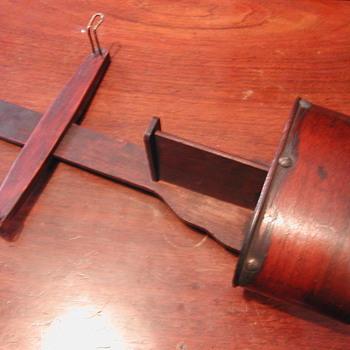 Holmes Stereoscope (mid-1800) - Photographs