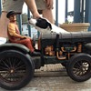 handcrafted 1920's Fordson Model N tractor