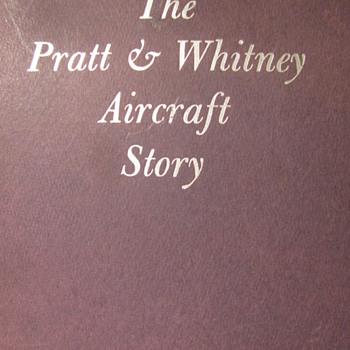 Pratt & Wuitney Aircraft Story - Books