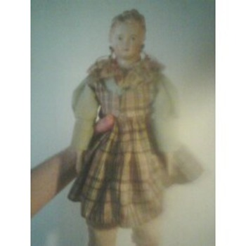 Can anyone identify this doll - Dolls