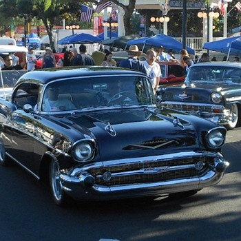57 Chevrolet Bel Airs for Kaputs11 - Classic Cars