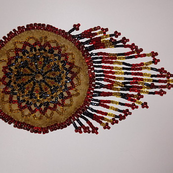 Native American Bead Work - Native American
