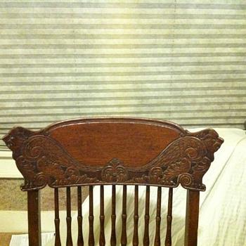 Gargoyle Rocker - Furniture