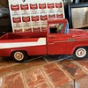 1950's Dodge Truck Tin Pull Toy