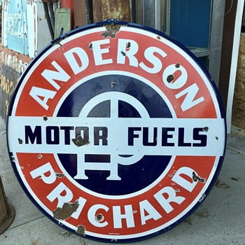 Anderson Prichard Sign - Signs