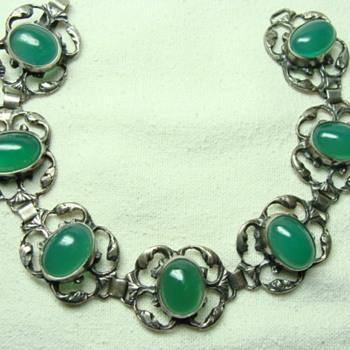Parenti Chrysoprase Bracelet - Fine Jewelry