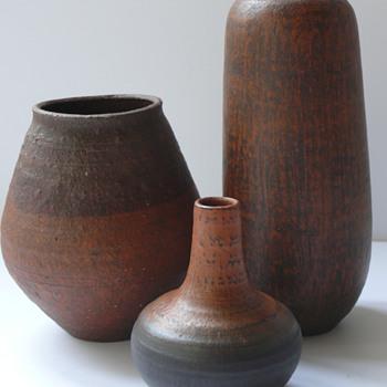Wilhelm Baumann - Hannover/Germany - Pottery