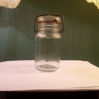 Misc. Old Bottles & Mason Jar - Bottles