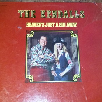 The Kendalls'....On 33 1/3 RPM Vinyl - Records