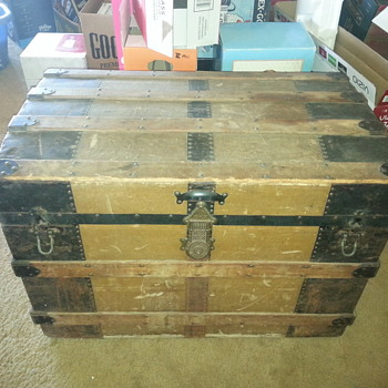 My new trunk - Furniture