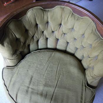 My favorite antique chair - Furniture