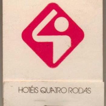 Hotéis Quatro Rodas (Brazil) - Matchbook - Advertising