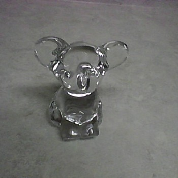 DAUM FRANCE ELEPHANT - Art Glass