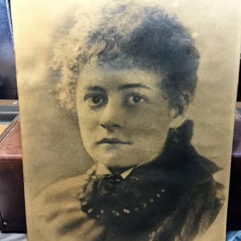 OLD  Portrait of Ladies, Looks like Photographs  - Photographs