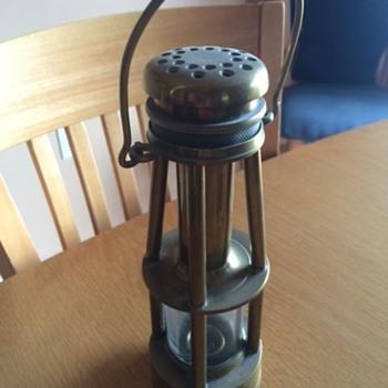 Brass Lantern - Lamps