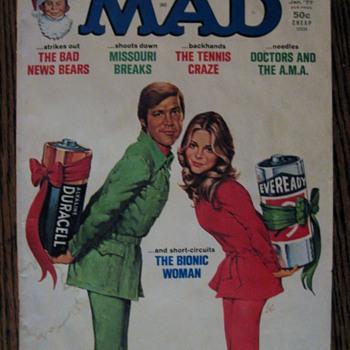 A Mad Magazine