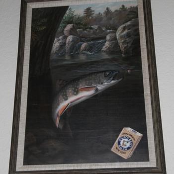 Vintage Poster - Advertising