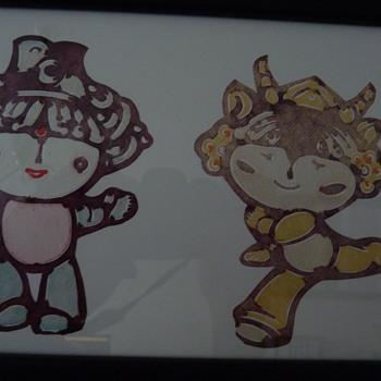 Paper dolls - Dolls