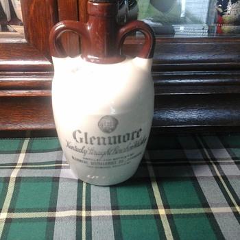 Glenmore Straight Bourbon jug
