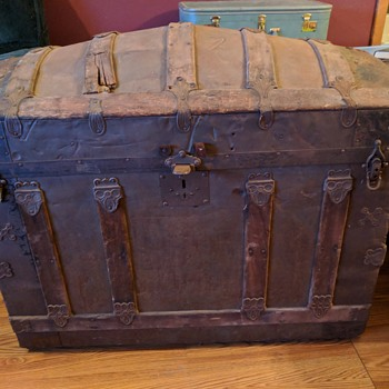Great Grandmothers Trunk - Furniture