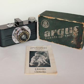 Argus A - Cameras