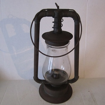 Tubular RR Lantern