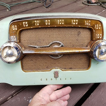 Crosley 1953? - Radios