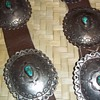 old pawn navojo concho belt