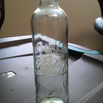 2008 hutchinson replica bottle? - Coca-Cola