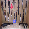 WWII Edged Weapons Collection
