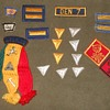 The Saturday Evening Scout Post Webelos Ribbon Slider/Woggle and More