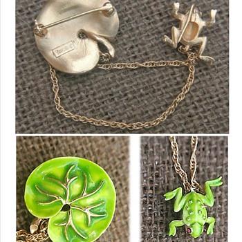 Trifari Pin...help identify - Costume Jewelry