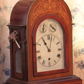 My great-grandfather's Westminster chime mantel clock
