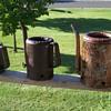 Vintage SwingSpout Oil Cans!