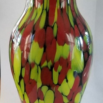 A New Mini Vase In My Collection - Welz Never Stops Surprising! - Art Glass