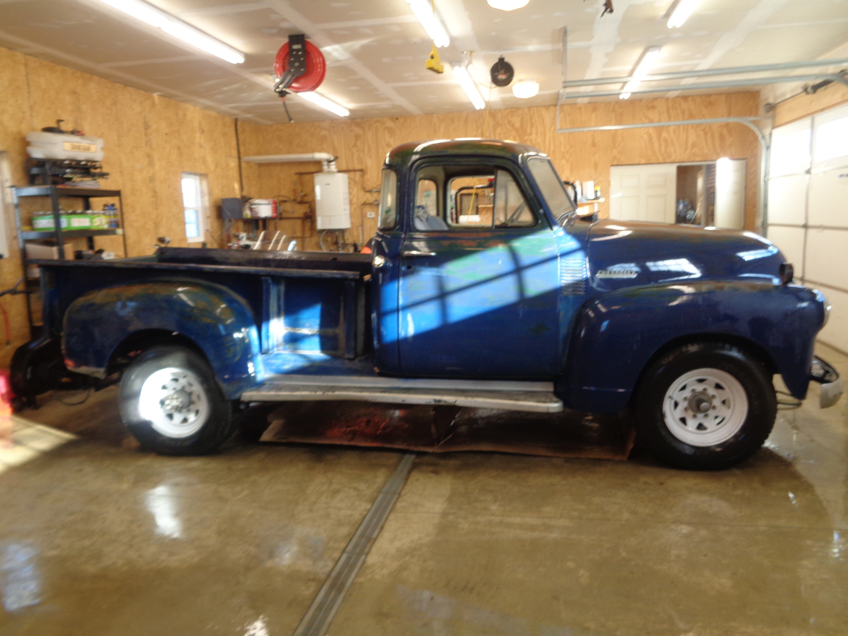 1951 Chevy 5 Window Pickup Truck Collectors Weekly 1949