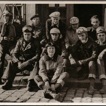 1953 - Immenstadt Motorcycle Club - Photographs