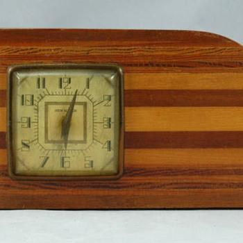 New Haven Shelf Clock - Clocks