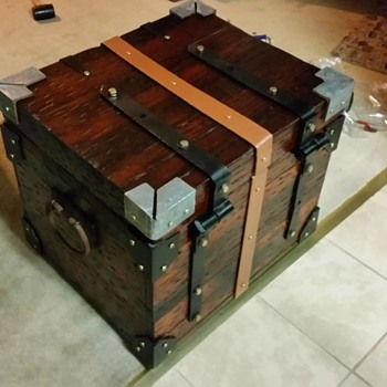 Industrial Security Box - Furniture