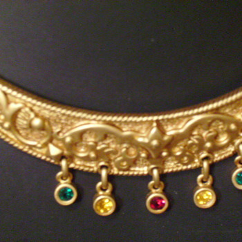 Have You Seen This Designer Before? - Costume Jewelry