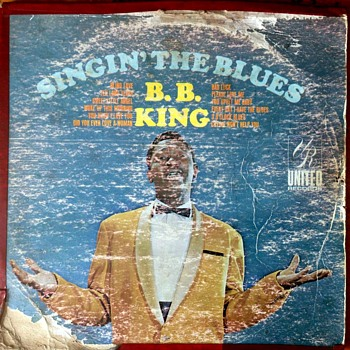 B.B. King-Singin' the Blues. - Records