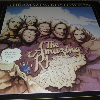 The Amazing Rhythm Aces...On 33 1/3 RPM Vinyl - Records