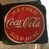Coca Cola Pillow