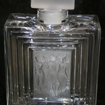 RLalique Perfume bottle