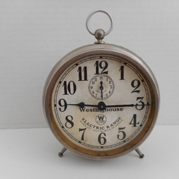 1914 Westinghouse Alarm - Clocks