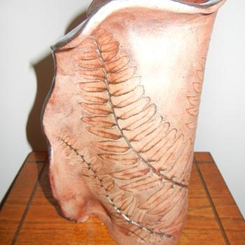 Art Pottery - Vase - Pottery